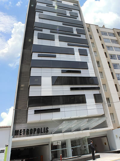 Edificio metropolis networkingsat